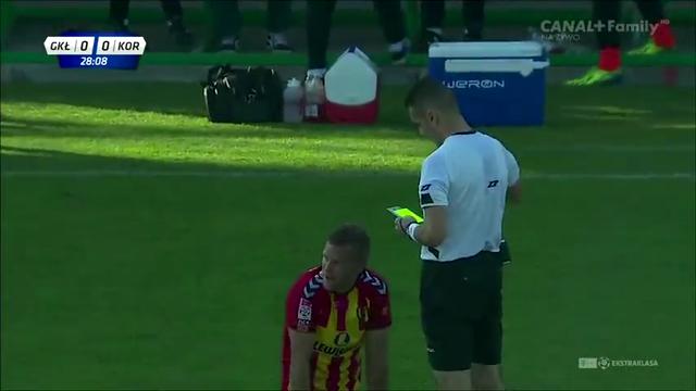 Resumo: Górnik Łęczna 1-0 Korona Kielce (4 Outubro 2014)