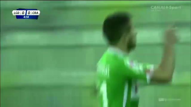 Resumo: Lechia Gdańsk 1-0 Cracovia Kraków (4 Outubro 2014)