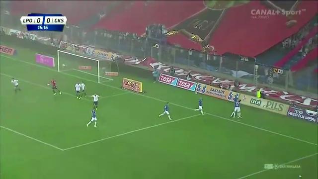 Resumo: Lech Poznań 5-0 Bełchatów (5 Outubro 2014)