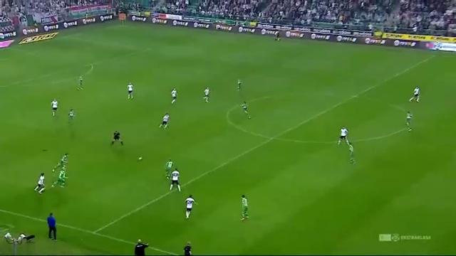 Resumo: Legia Warszawa 1-0 Lechia Gdańsk (17 Outubro 2014)