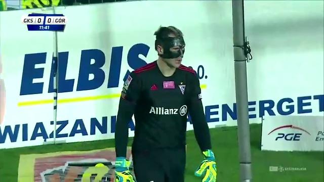 Resumo: Bełchatów 1-0 Górnik Zabrze (24 Outubro 2014)