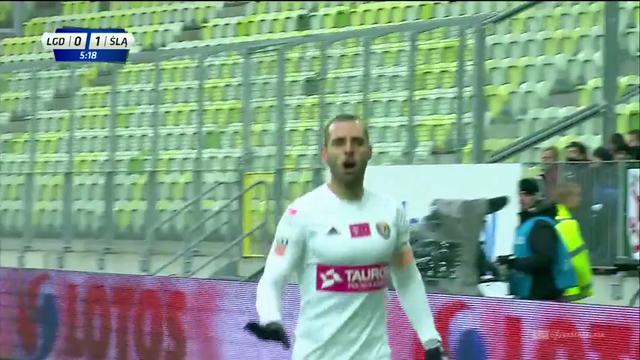 Resumo: Lechia Gdańsk 1-4 Śląsk Wrocław (25 Outubro 2014)
