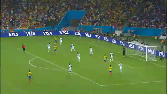 Ecuador France goals and highlights