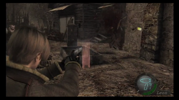 Resident Evil 4 HD 'Gameplay' Trailer