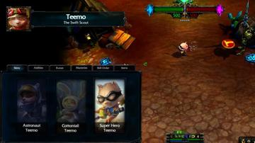 (LoL) League of Legends Champion Spotlight: Teemo