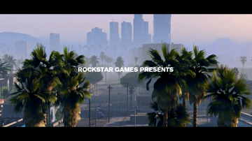 GTA V 'Reveal' Trailer