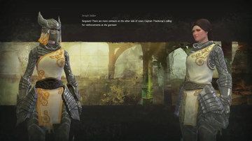 Guild Wars 2 Cinematic Conversation A Trailer (HD)
