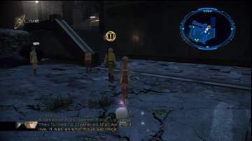 Final Fantasy XIII-2 Walkthrough | Part 09 - Oerba Time Anomaly Puzzle Guide