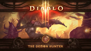 Diablo III | Demon Hunter Trailer (HD)