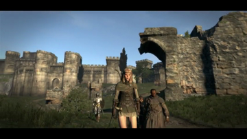 Dragon's Dogma Captivate 2012 Phantom Ogre gameplay trailer