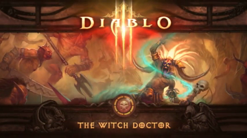 Diablo III Witch Doctor Trailer (HD)