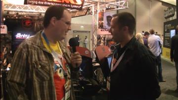 Project Gaems Interview E3 2012 | Portable Xbox 360 Case