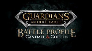 Guardians of Middle-Earth | Gandalf and Gollum battle profile
