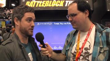 [SDCC 2012] Battleblock Theater preview