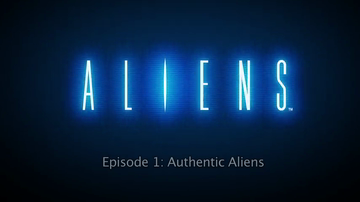 Aliens: Colonial Marines Authentic Aliens Trailer