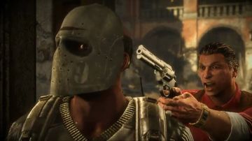 Army of TWO: The Devil's Cartel | Gamescom 2012 Announcement Trailer