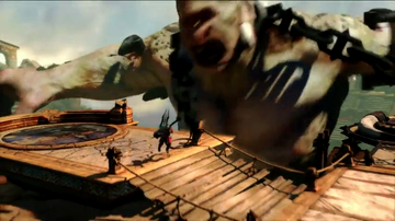 God of War: Ascension | Multiplayer combat trailer