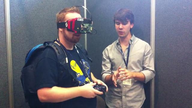 Oculus Rift Hands On