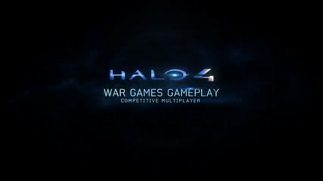 Halo 4 - War Games: Capture the Flag on Exile Trailer
