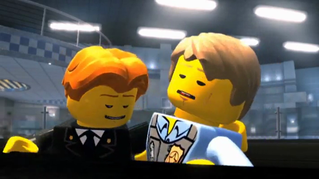 LEGO City: Undercover | Wii U Announcement Trailer