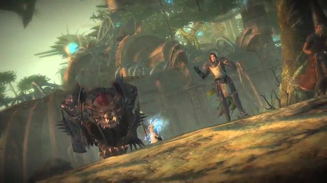 'What is Guild Wars 2' Trailer