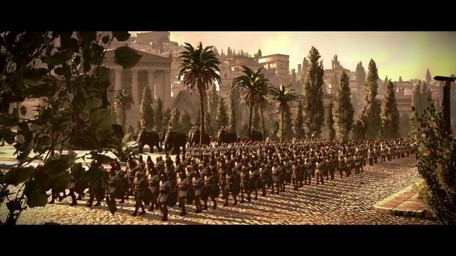 Total War: Rome 2 'Gameplay' Trailer