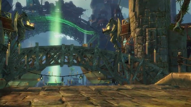 Guild Wars 2 Shadow of the Mad King Trailer