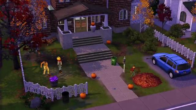 The Sims 3 Seasons | Producer Walkthrough Video
