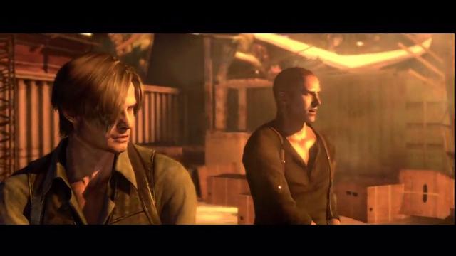 Resident Evil 6 Walkthrough Leon How To Beat Ustanak Gamezone