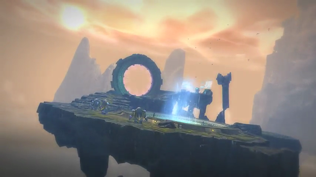 Guild Wars 2   Fractals of the Mists Reveal Trailer