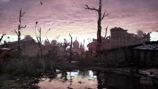 Metro: Last Light | Genesis Trailer