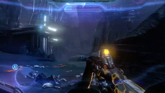 Halo 4: Terminal Locations Guide | Mission 3 'Forerunner Terminal'