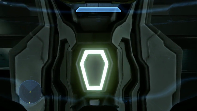 Halo 4: Terminal Locations Guide | Mission 4 'Infinity Terminal'