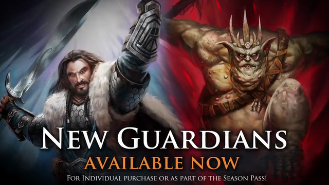 Guardians of Middle-earth: Thorin Oakenshield and Great Goblin trailer
