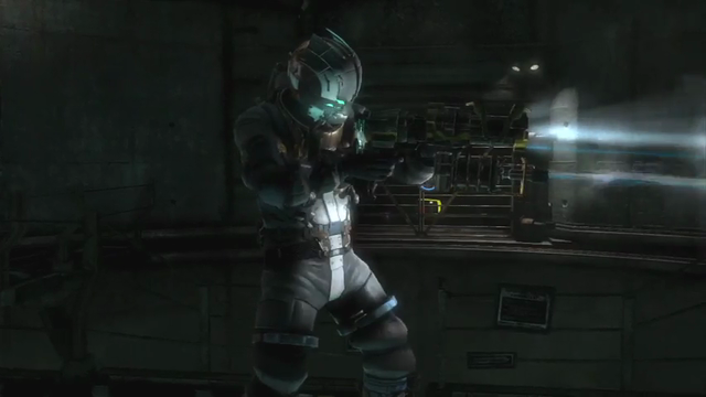 Dead Space 3 | Better with Kinect