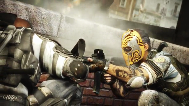 "Army of TWO The Devil's Cartel ""Overkill"" Trailer"