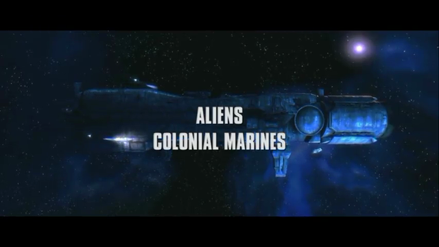 Aliens Colonial Marines Game Review