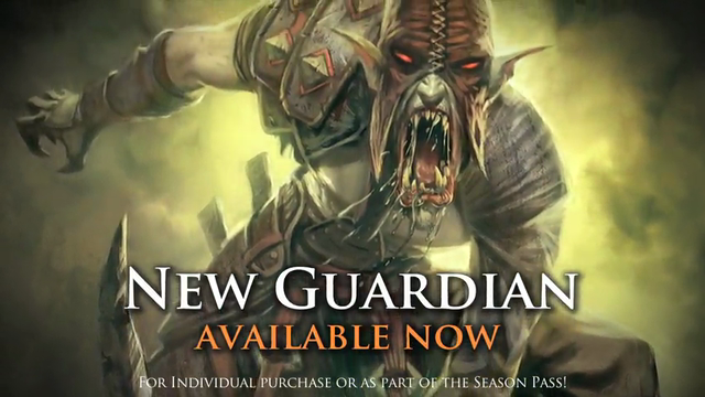 Guardians of Middle-earth Snaga Trailer