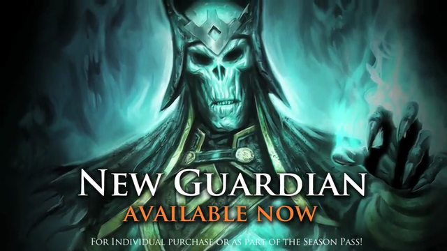 Guardians of Middle-earth | Barrow-wight Lord Trailer