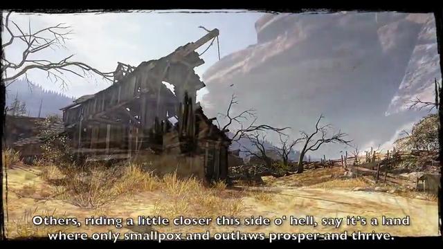 Call of Juarez: Gunslinger | Teaser trailer