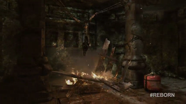 Tomb Raider | Caves and Cliffs Map Pack Trailer
