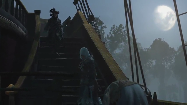 Assassin's Creed 4: Black Flag | Gameplay Unveil