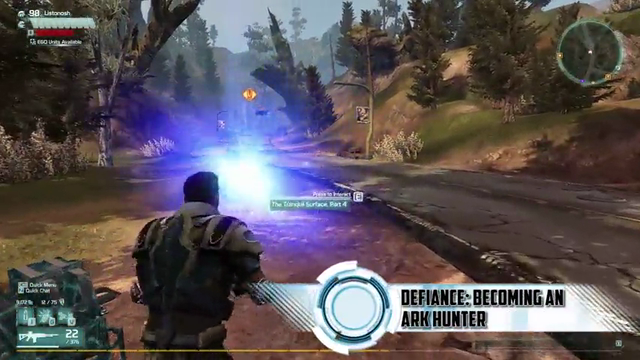 Defiance | Becoming an Ark Hunter