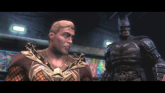 Injustice Gods Among Us Launch Trailer