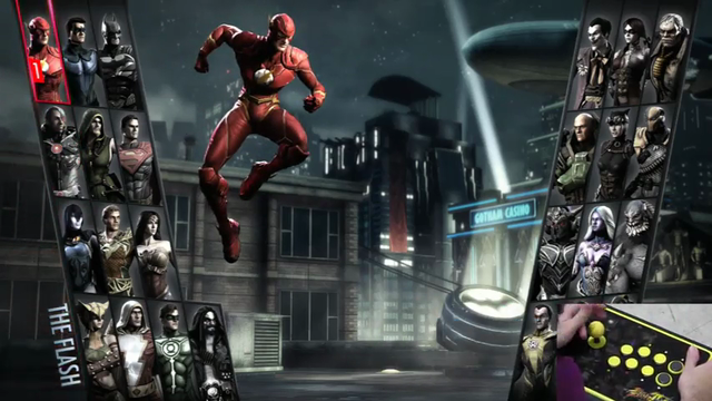 Injustice: Gods Among Us | The Flash Strategies part 1
