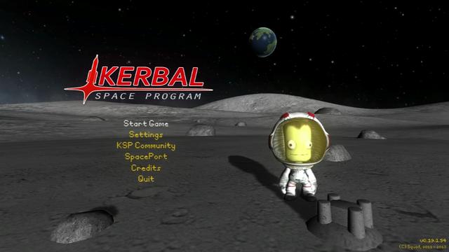 Let's Play Kerbal Space Program
