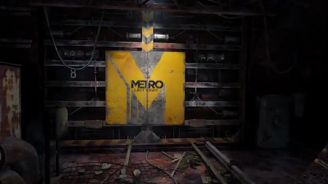 Metro: Last Light  | Release Trailer