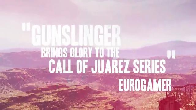 Call of Juarez Gunslinger Launch Trailer