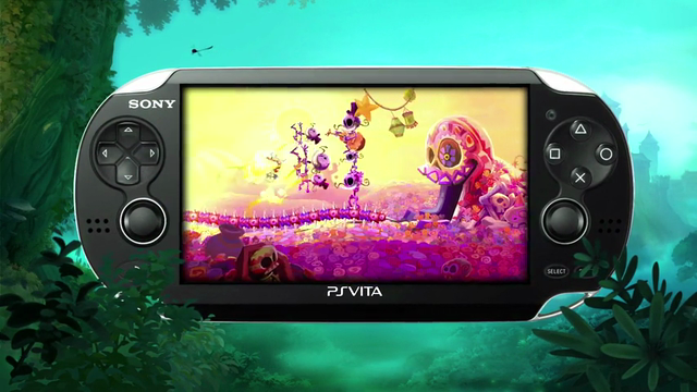Rayman Legends | PlayStation Vita announcement trailer