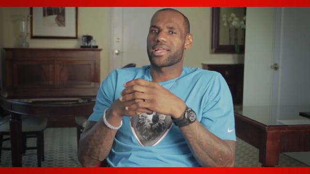 NBA 2K14 | Lebron James Cover Athlete